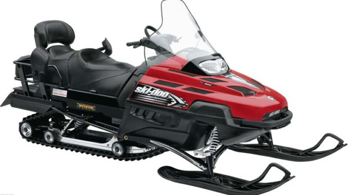 DOWNLOAD Ski-Doo Repair Manual 1970 thru 2012 Models