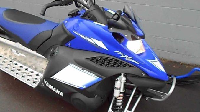 Yamaha FX Nytro Repair Manual 2006 2007 2008 2009 2010
