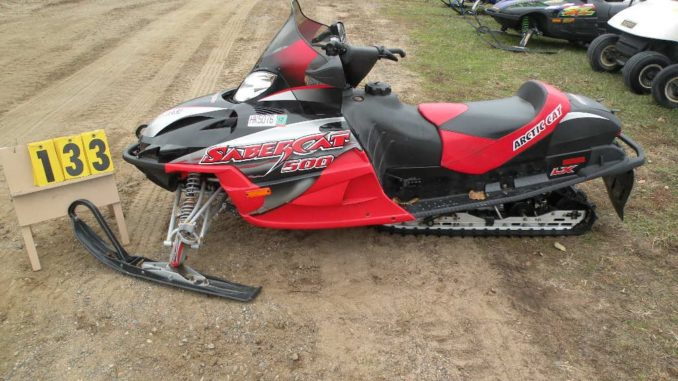 DOWNLOAD Arctic Cat Sabercat 500 600 700 Repair Manual